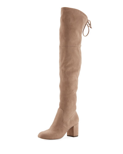 Owen Microsuede® Over-The-Knee Boot