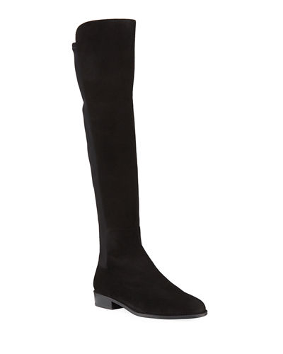 Mainstay Suede Over-the-Knee Boot