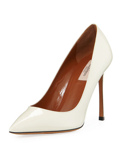 Smooth Patent High Pump