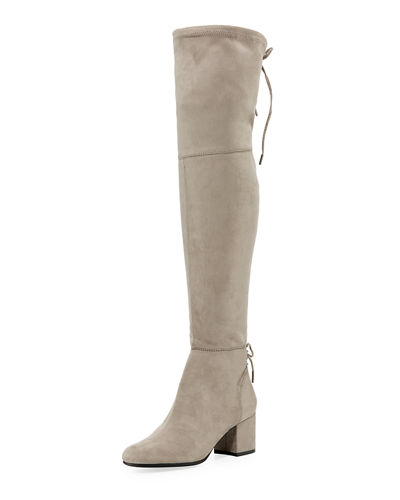 Virginia Over-The-Knee Microsuede® Boot