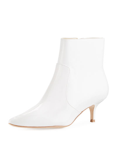Astor Patent Leather Bootie