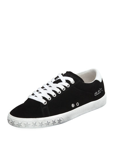 Dazed Bis Suede Lace-Up Sneaker