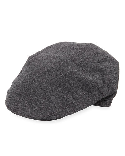 Ivy Wool Driver Hat