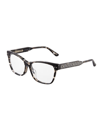 Plastic Square Optical Glasses