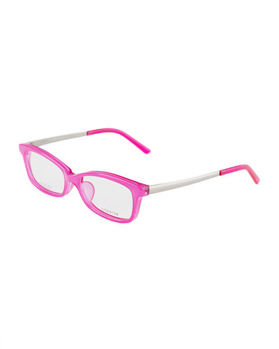 Rectangle Acetate Optical Glasses