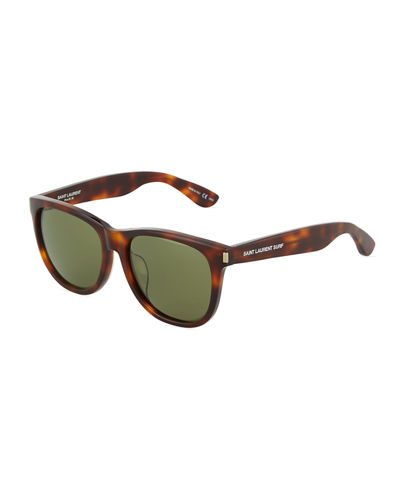 Surf Plastic Square Sunglasses