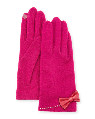 Bead and Bow Smart Gloves