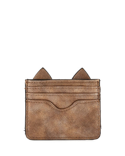 Cat Ears Small Card Case