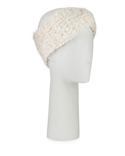 Ombre Tweed-Knit Headband