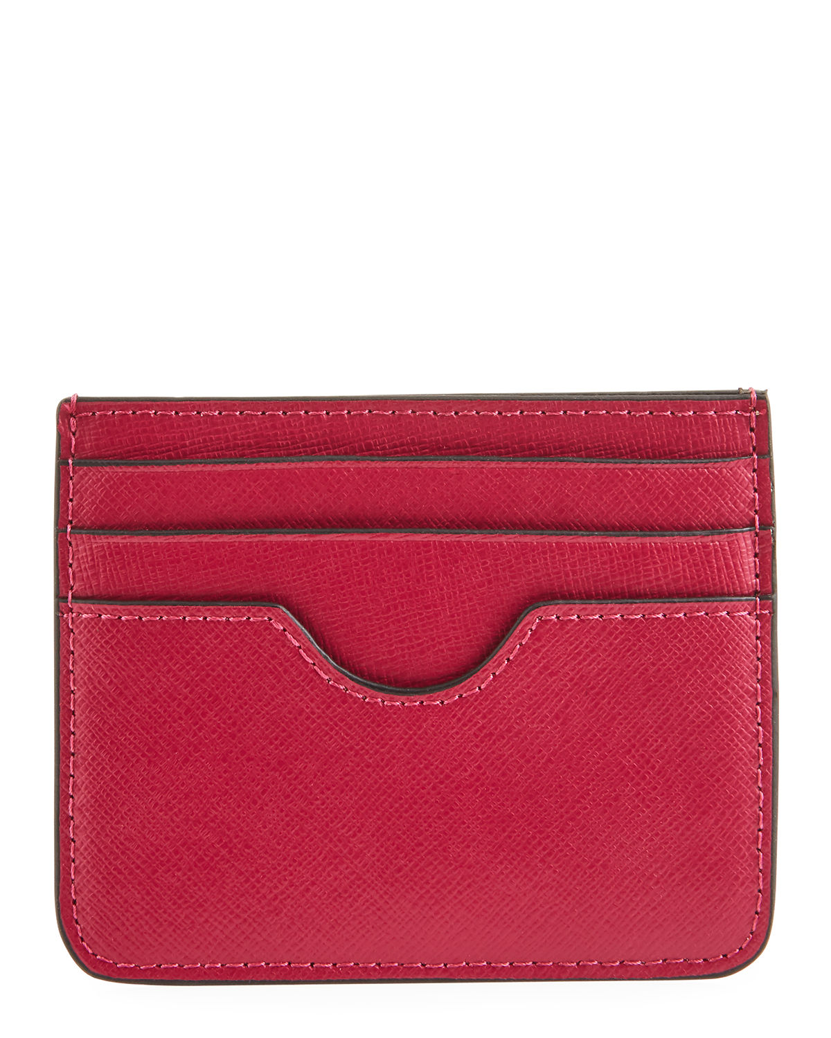 Saffiano Small Card Case