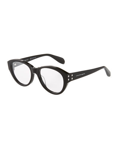 Round Acetate Optical Glasses