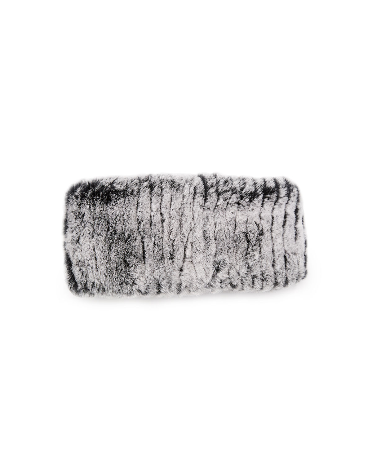 Adrienne Landau RABBIT FUR HEADBAND