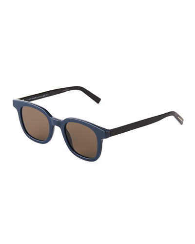 BlackTie Square Acetate Sunglasses