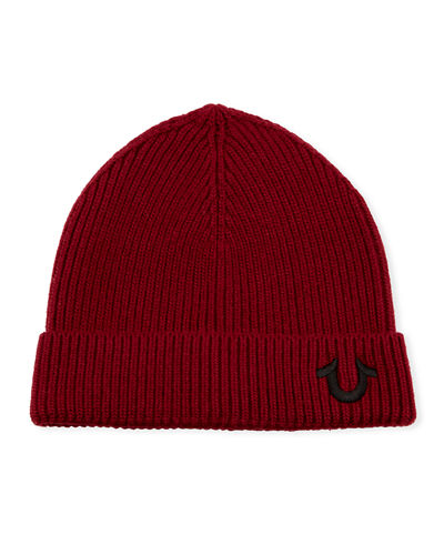 Men's Ribbed Knit Watchcap