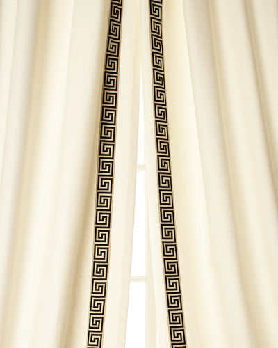 Folly Curtain  Right Panel  48W x 108L Each