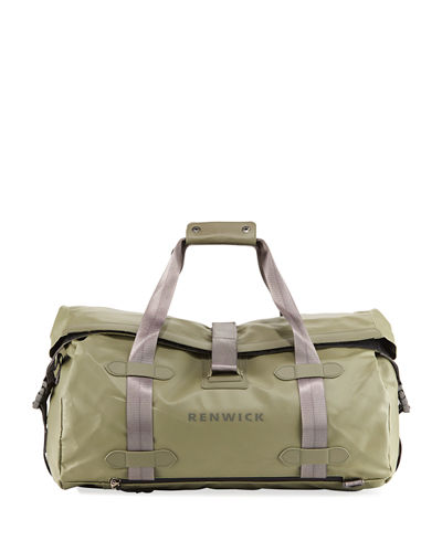 Renwick Roll Top Duffle