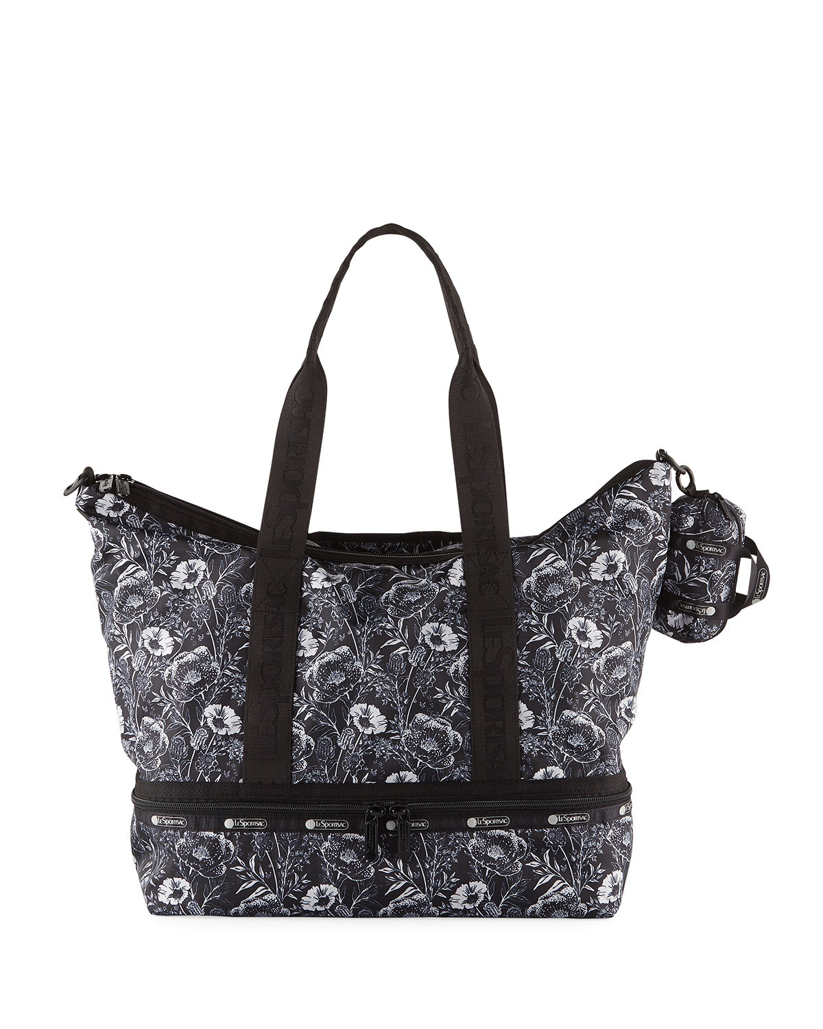 Dakota Floral Weekender Bag