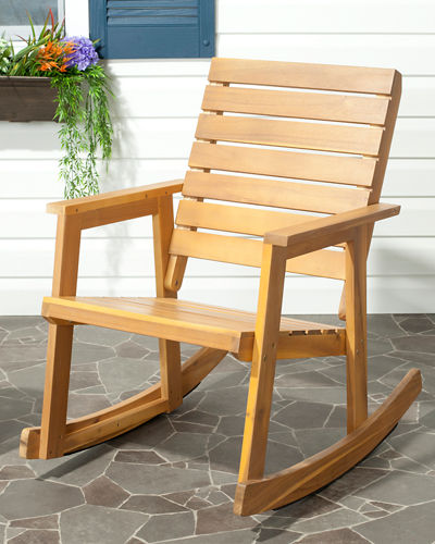 Alexei Outdoor Rocking Chair