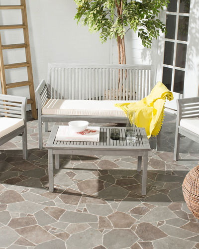 Carson 4-Piece Outdoor Furniture Set