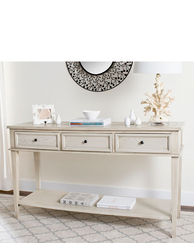 Manelin Console Table