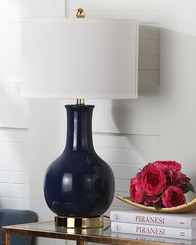 Paris Gourd-Shaped Table Lamp