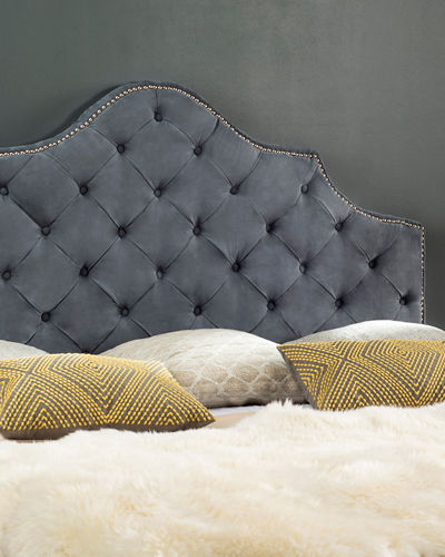 Arebelle Tufted Headboard  Queen