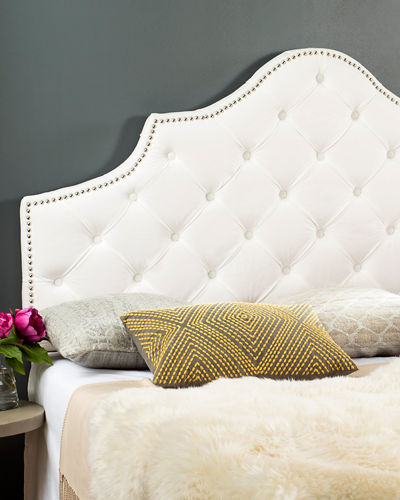 Arebelle Tufted Headboard  King