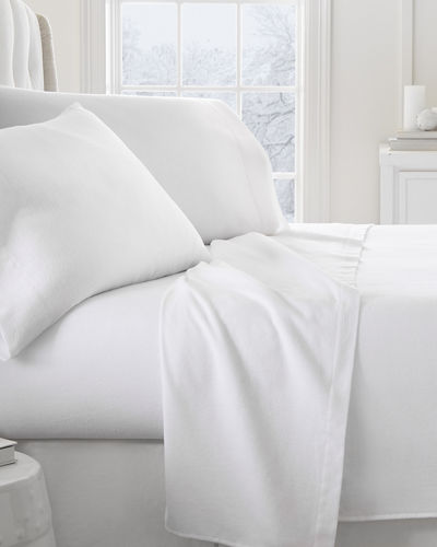 Ultra-Soft Flannel 4-Piece Bed Sheet Set, California King