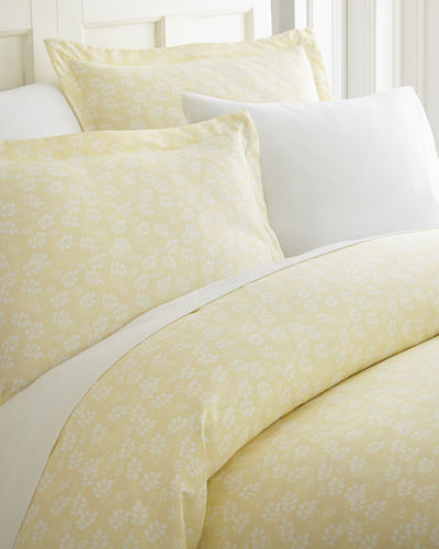 Wheatfield 3-Piece Duvet Cover Set  Queen