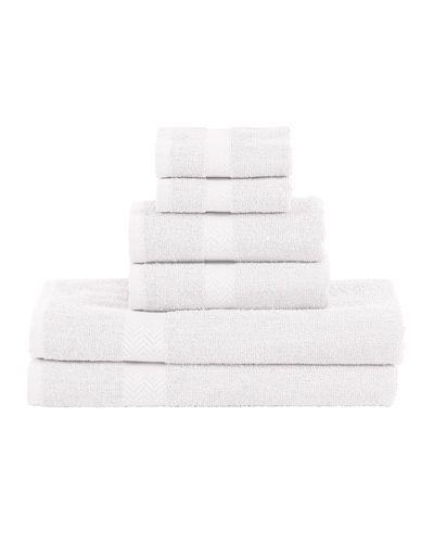6-Piece Eco-Friendly Towel Set
