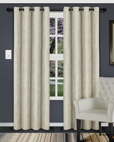 Waverly Blackout Curtain Panel Pair, 63""