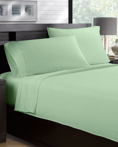 4-Piece 500 Thread Count Sheet Set  Queen