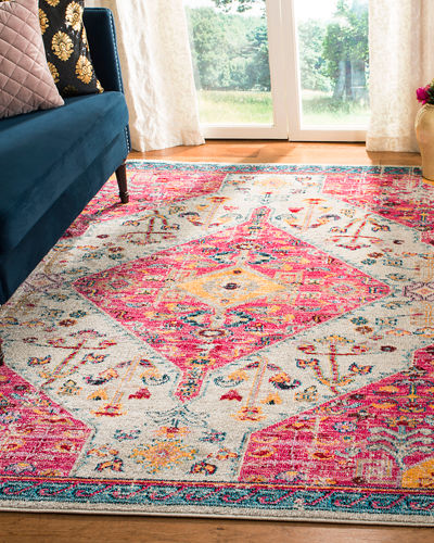 Madison Power-Loomed Area Rug, 9' x 12'