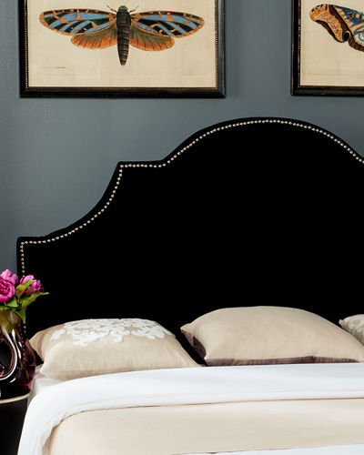 Hallmar Headboard  Queen