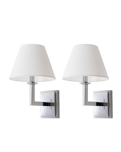 Pauline Wall Sconces  Set of 2