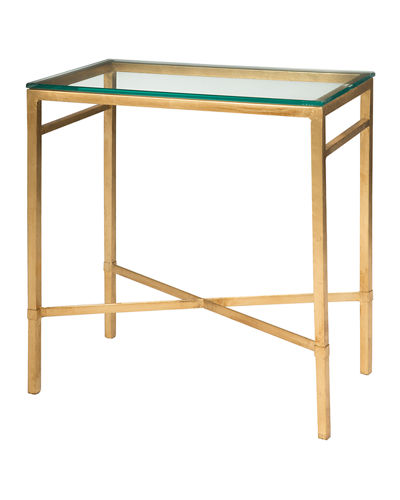 Viggo Glass Side Table