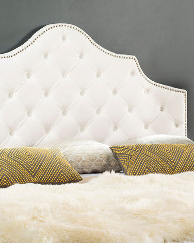 Arebelle Tufted Headboard  Full