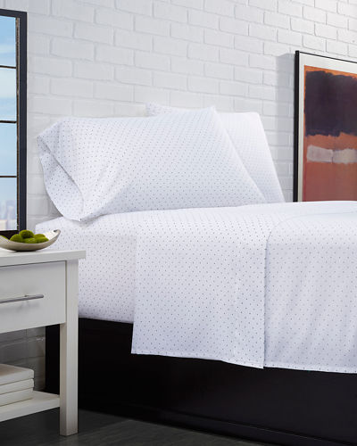 Polka Dot Sheet Set, Twin