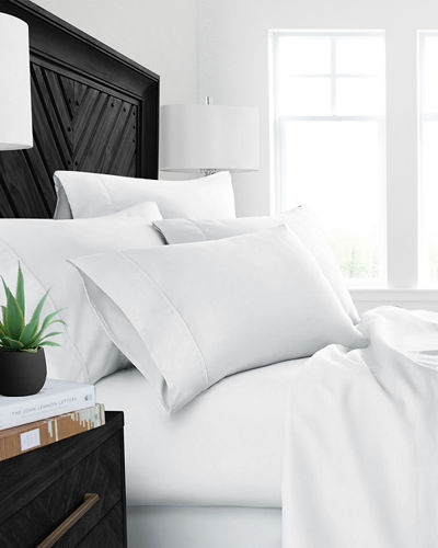 Restoration 3-Piece Aloe Vera Twin Sheet Set