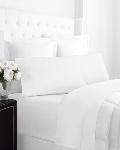 Italian 4-Piece California King Sheet Set