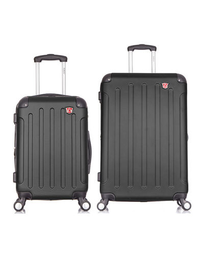 Intely Smart Hardside Spinner Luggage - 2-Piece Set