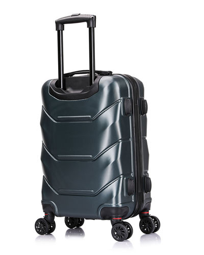 "Zonix Lightweight Hardside Spinner Luggage - 20"" Carryon"