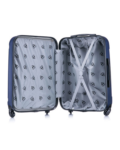 Pilot 3-Piece Lightweight Hardside Spinner Luggage Set