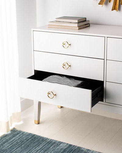 Lorna 6-Drawer Dresser
