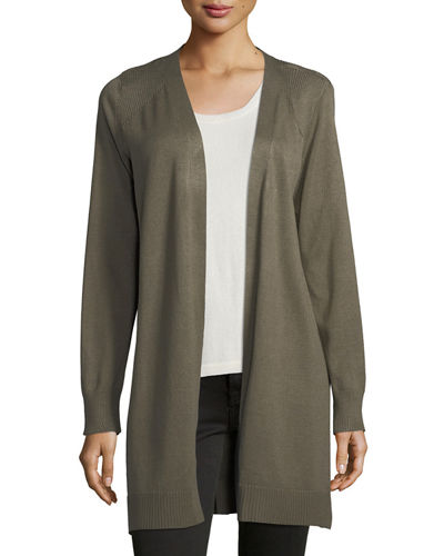 Solid Duster Cardigan