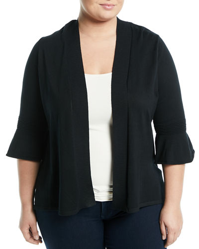 3/4-Sleeve Shawl-Collar Cozy Cardigan Neiman Marcus Free Shipping Pre Order Discount Codes Really Cheap Outlet Choice Clearance 100% Original xEXc4rhuXx