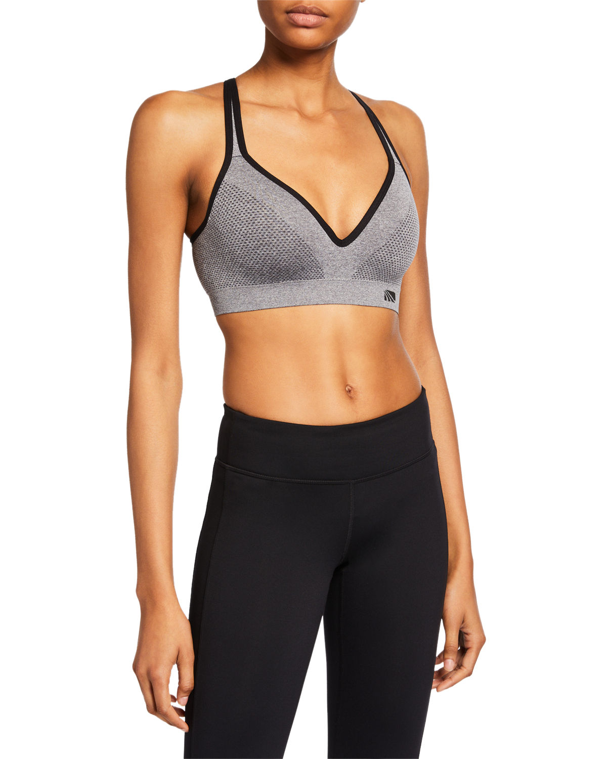 Seamless Molded Cup Sports Bra