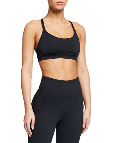 Monica Strappy Sports Bra