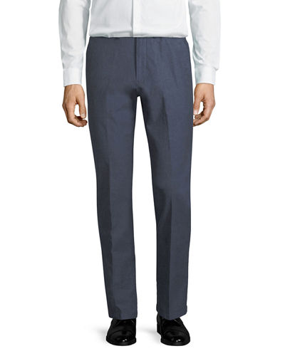 Twill Cuffed Pants