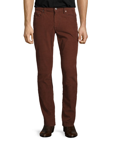 718 Slim-Fit Skinny Corduroy Pants